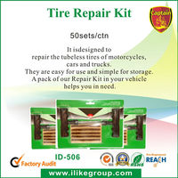 I-like group Car/motor Tire Repair Kit
