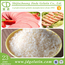 Jelly gelatin CAS NO.9000-70-8 gelatin price for gummy candy edible gelatin