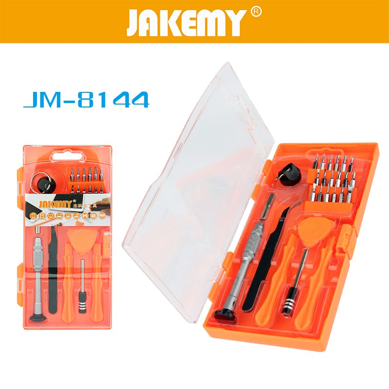 Latest technology interchangeable multi bit screwdriver set tool