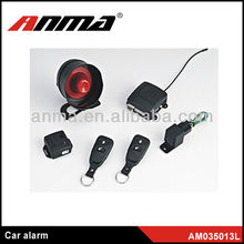 universal car alarm remote control/magicar car alarm in ANMA professioanl factory