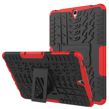 Protective rugged case for Samsung galaxy Tab S3 9.7 T820 stand cover
