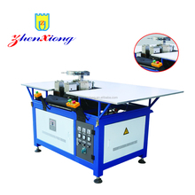 Automatic freezer Door gasket welding machine/pvc profile welding machine