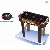 Sporting game air hockey table for sale