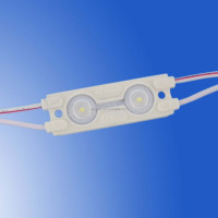 Waterproof ip67 dc12v injection 2LED led module 1.5w 110Lm