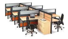 GOMAS N series Office Partition / Open Partition /System Partition