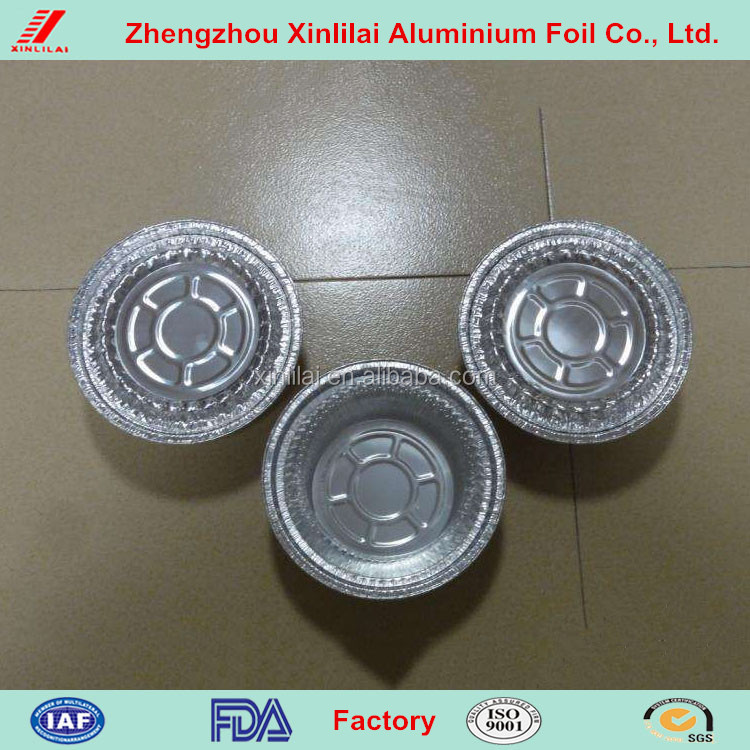 aluminum foil takeaway food containers with lids