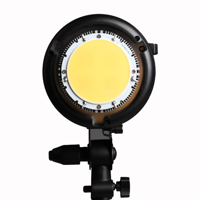 LED-1500B NiceFoto 150W LED video light Bowens mount Bi-color 5500K  Video lighting photo light photographic equipment