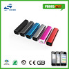 With Aluminum Tube Real 2600mAh Powerbank