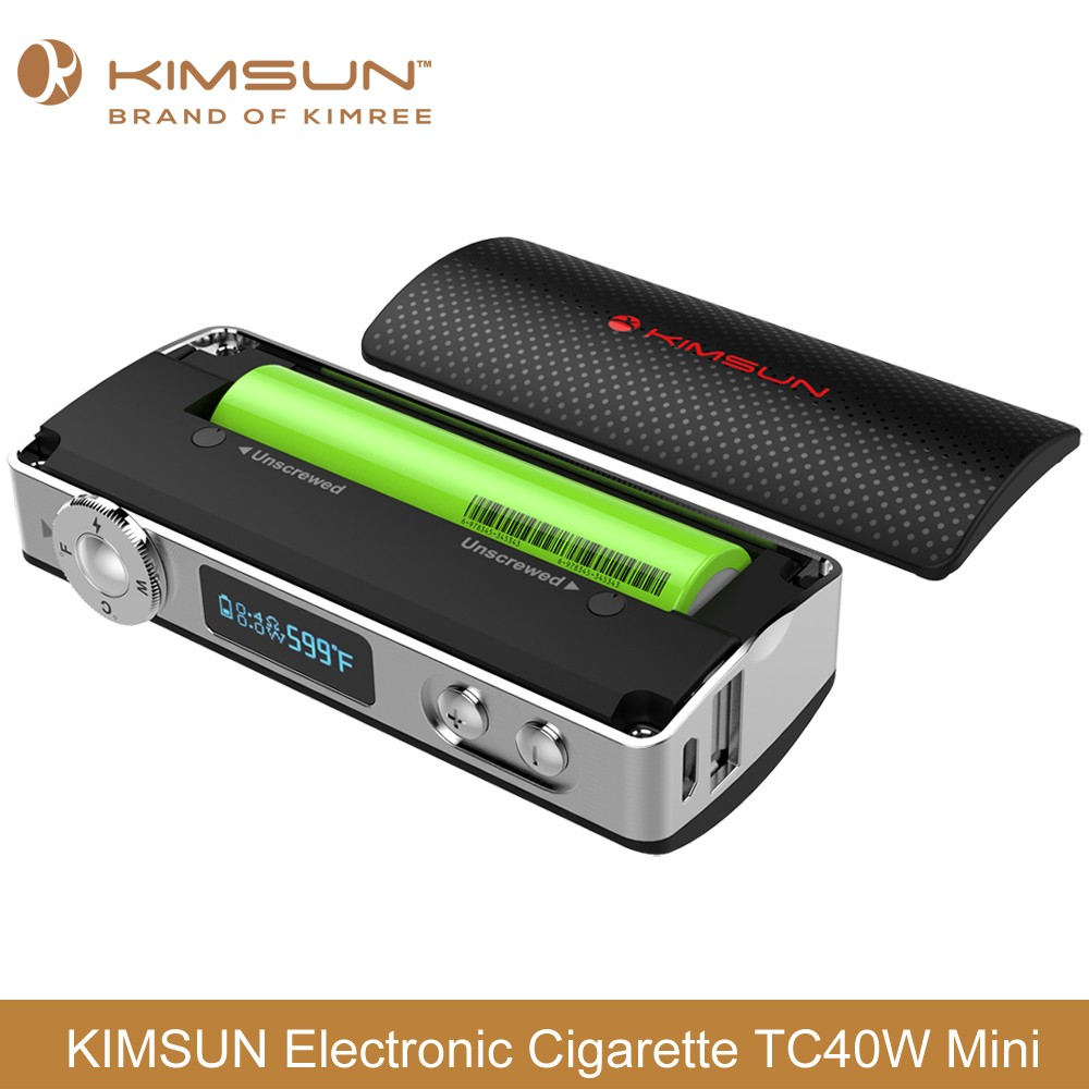 Wholesale vape mod SHARK with 18650 removable battery from China manufacture Kimree