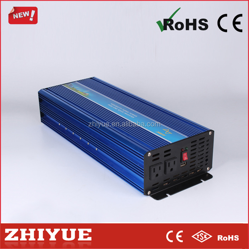 Full Power 12v Dc To 240v Ac 5000 Watt Pure Sine Wave Ac