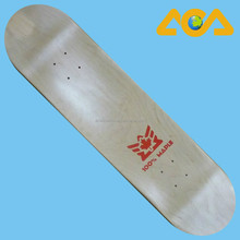 31x8 Stained Color Maple blank Canadian skateboard decks wholesale uk