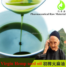 Pharmaceutical Raw Material 100% natural Hemp seed oil Wholesale Price
