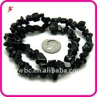 fashion cheap elastic black stone chops bracelets