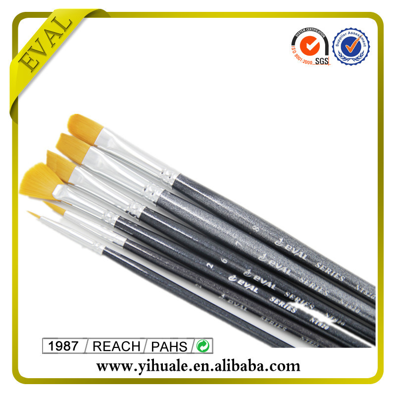 Top quality art brushes craft