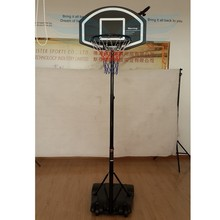 Indoor&Outdoor Entertainment Portable movable basketball stand,Wholesale cheap basketball hoop