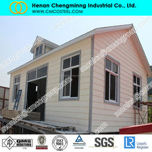 Fast Installation Economical Economical Lux Container Homes/Container Homes For Sale Usa/Mobile Home Chassis