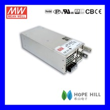 Original MEAN WELL RSP-1500-5 MODEL 1200W Power Supply with Single Output Switching Power Supply