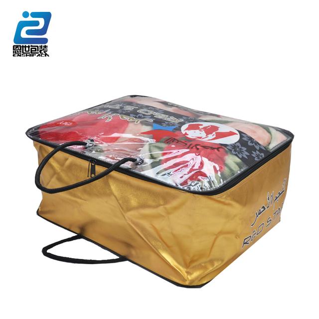 plastic bags wholesale transparent pvc bag factory direct sale