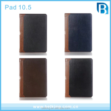 High Quality Book Style Case For Ipad 10.5 inch Tablet PU Stand Leather Case