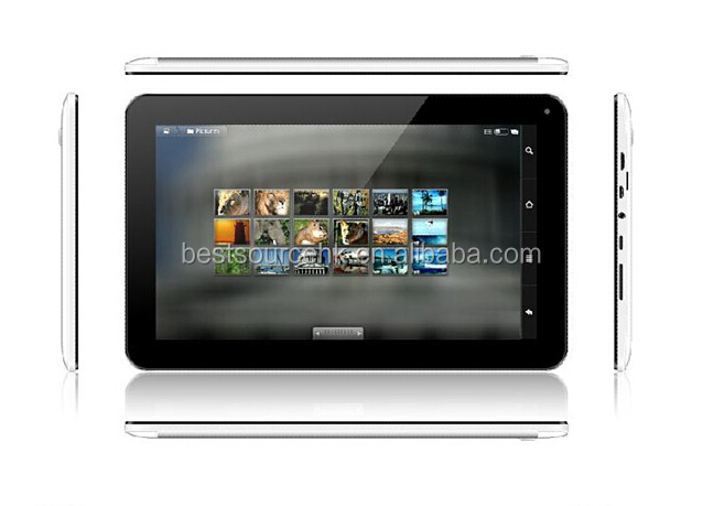 2014 New Quad Core Smart Android 4.2 Jelly Bean China No Brand Tablet PC