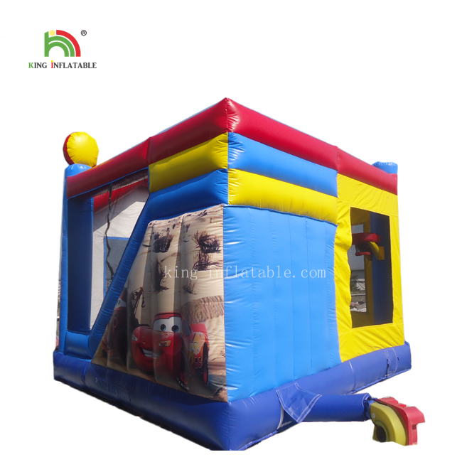 New Design Inflatable Bouncer House Bounce Castle Inflatable Combo 2019