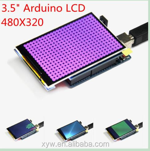 "LCD module 3.5 inch TFT LCD screen 3.5 "" for Arduino UNO R3 Board and support mega 2560 R3"