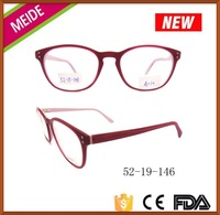 Guaranteed quality proper price acetate spectacle frame eyeglasses