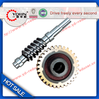New TEC worm worm shaft and worm gear wheel for speed reducer