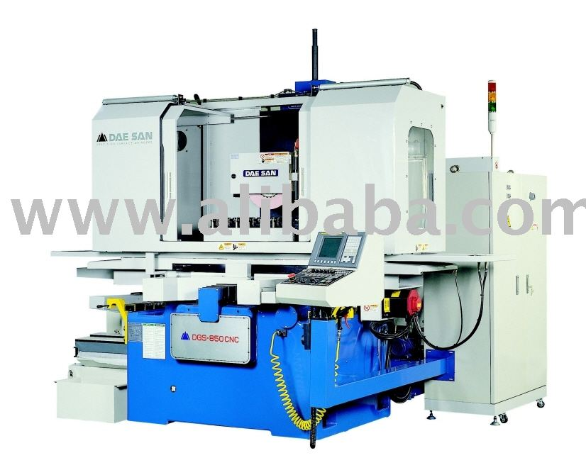 CNC Surface Grinding Machine