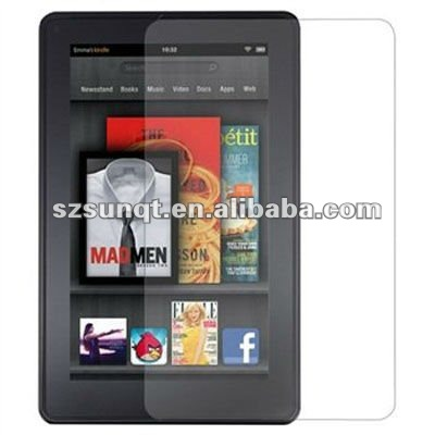 For amazon kindle fire 7 inch washable invisible shield screen protector