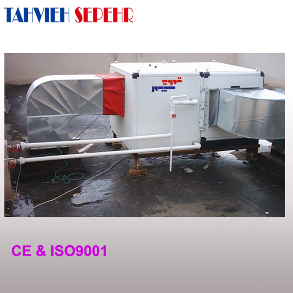 CE certificate Air Washer
