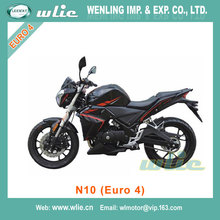 Hot Sale wenling very cheap dirt bikes vehicle EEC Euro4 Racing Motorcycle N10 125cc Water cooled EFI system (Euro 4)