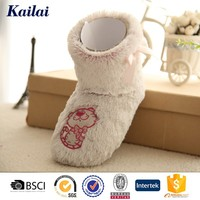 animal printing winter unique kids boots 2016 from china