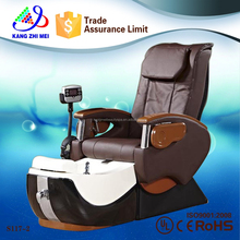 lady choice! RoHS approved exported comfortable withpedicure spa chair (KM-S117)