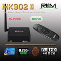 Rk3288 Quad Core A17 Dual Band Wifi Real 4Kx2K supported Android 4.4 TV Box+MK706