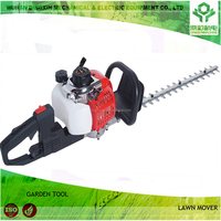 22.5cc Cut branch Double Edge Blade Petrol Hedge tree cutter