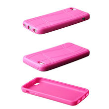 special nice unique color belt design candy tpu cover for iPhone 5c mobile phone accessory
