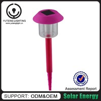 high quality factory sales outside solar lights garden
