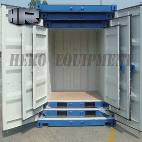5ft mini size two ways custom modified shiping container