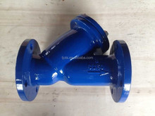 water y strainer valve for pipe