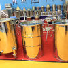 200L Customizing Stainless Steel Oil Drum