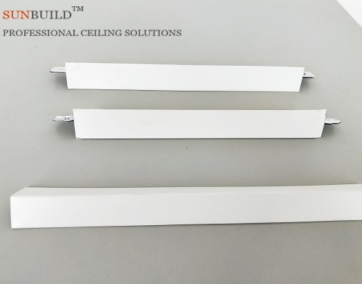 gypsum board accessories/ceiling T bar factory/Decorative ceiling t bar