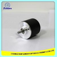 Industrial Encoder Incremental Optical Solid Steel Shaft Rotary Encoder