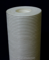 PP Melt Blown water filter Cartridge micro groove-CPPS spun sediment filter