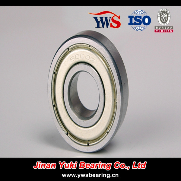 deep groove ball bearing 6000 motorcycles electric bicycle bearing