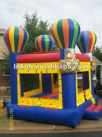 inflatable jump balloons,balloons castle B1084