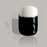 plain artificial nail products