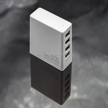 multi port usb charger/wall charger for iphone ipad