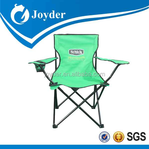 High quality JD-2009 folding half moon chair for fishing