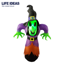 Best-selling inflatable halloween witch decorations